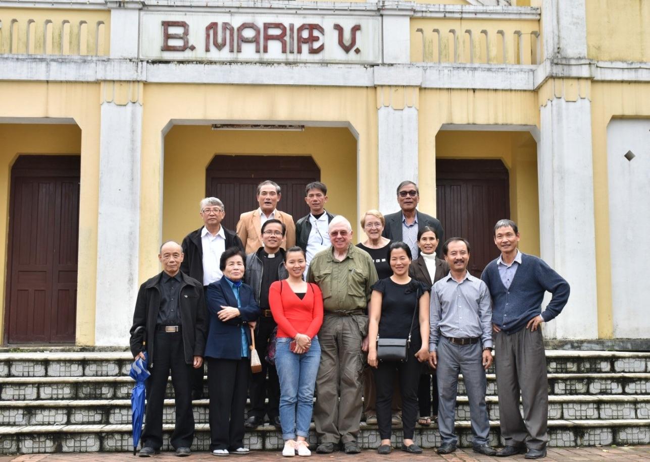 SSVP França : uma missão ao Vietnã