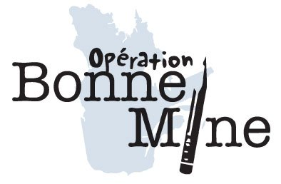 "In Quebec (Canada), the SSVP encourages the students to stay in the school with the ""Opération Bonne Mine""."