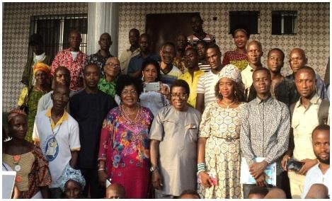 Libéria: novo país a se juntar à SSVP