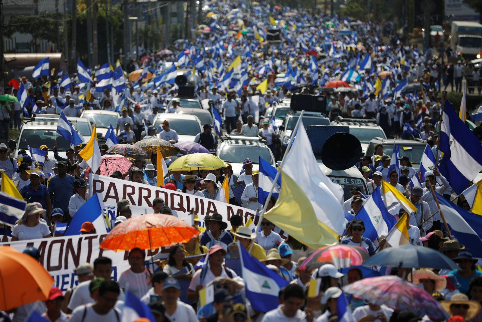 Nicaragua: The International General Council of SSVP calls for immediate national dialogue and reconciliation urging the country to restore peace and order.