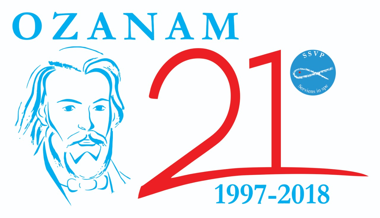 SSVP in celebration: the 21 years of the beatification of Antoine Frederic Ozanam!