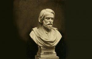 Bust of Frédéric Ozanam