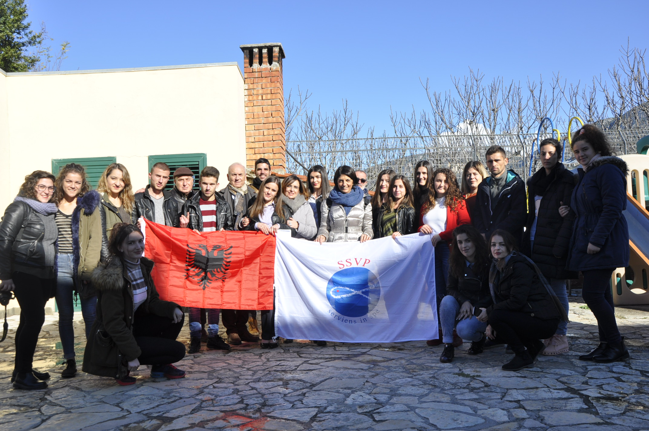 Albania, the new country to incorporate itself to the Society of Saint Vincent de Paul