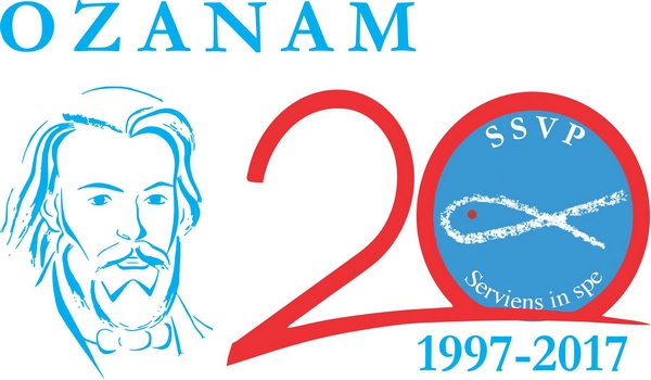20th anniversary of Antoine-Frederic Ozanam's beatification