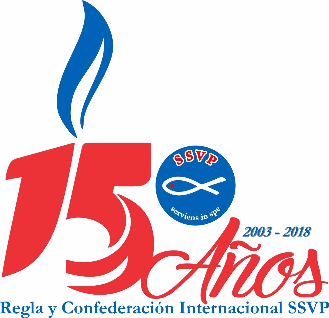 El Consejo General en fiesta: 15 años de la Regla y de la Confederación