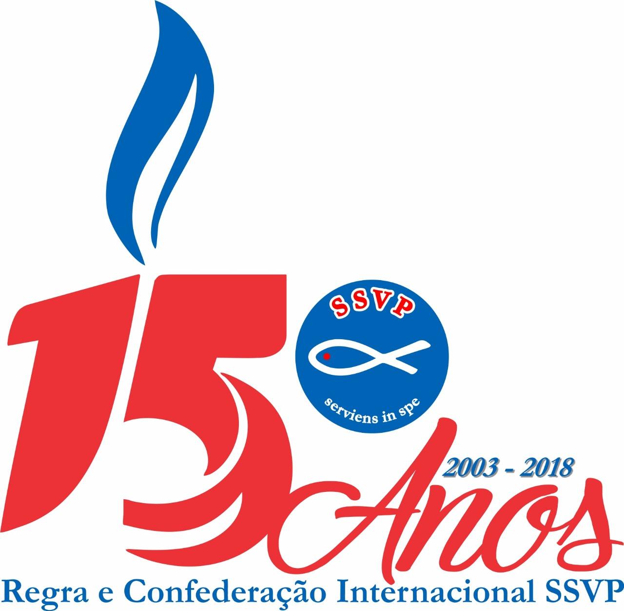Conselho Geral está em festa: celebramos hoje os 15 anos da Regra e da Confederação