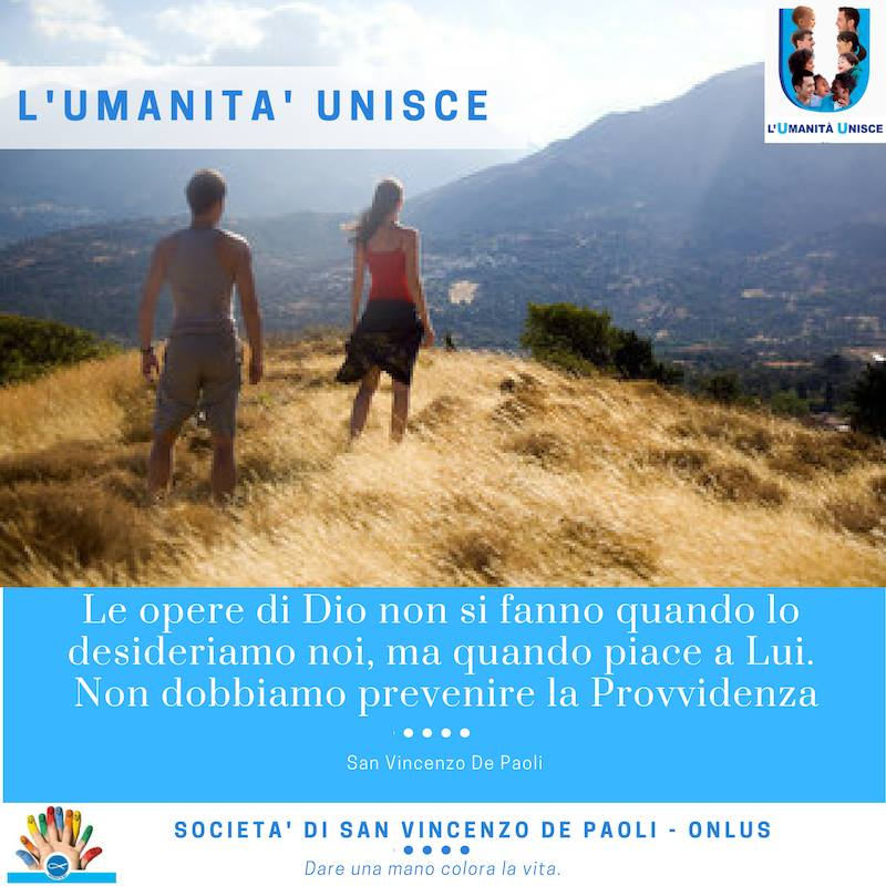 """The Unity of Humankind"", National Assembly of the SSVP Italy"