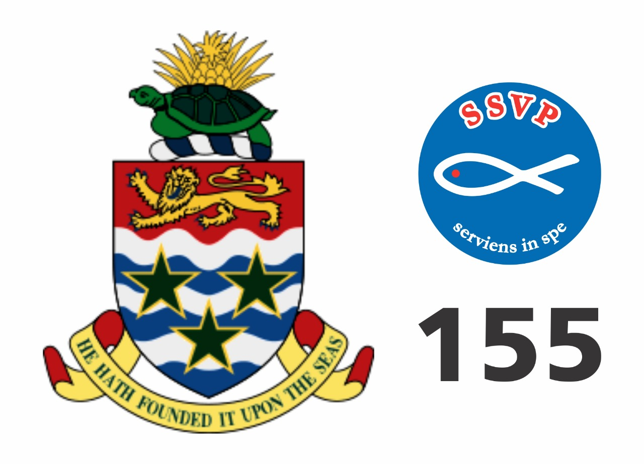 SSVP reaches one new area: Cayman Islands (155th)