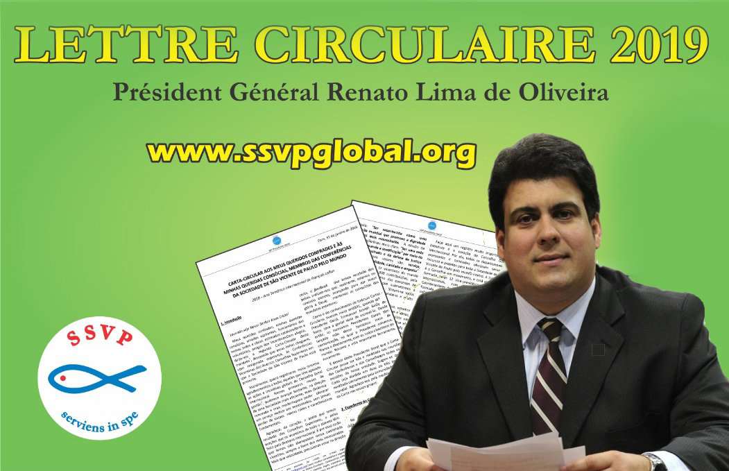 Dans sa nouvelle Lettre circulaire, le Président Général invite les Vincentiens du monde entier à chercher la sainteté