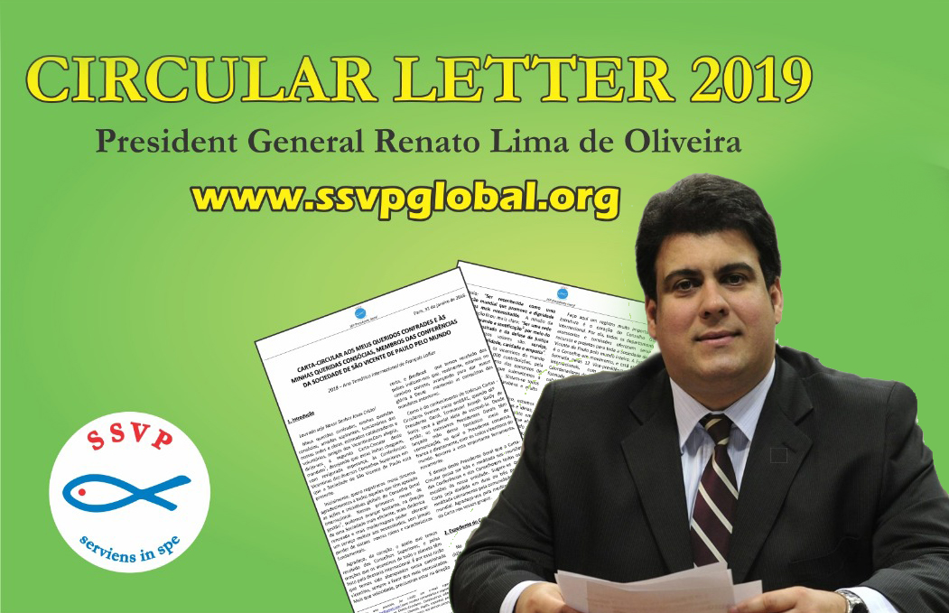 In his new Circular Letter, the President General invites the Vincentians worldwide to seek holiness