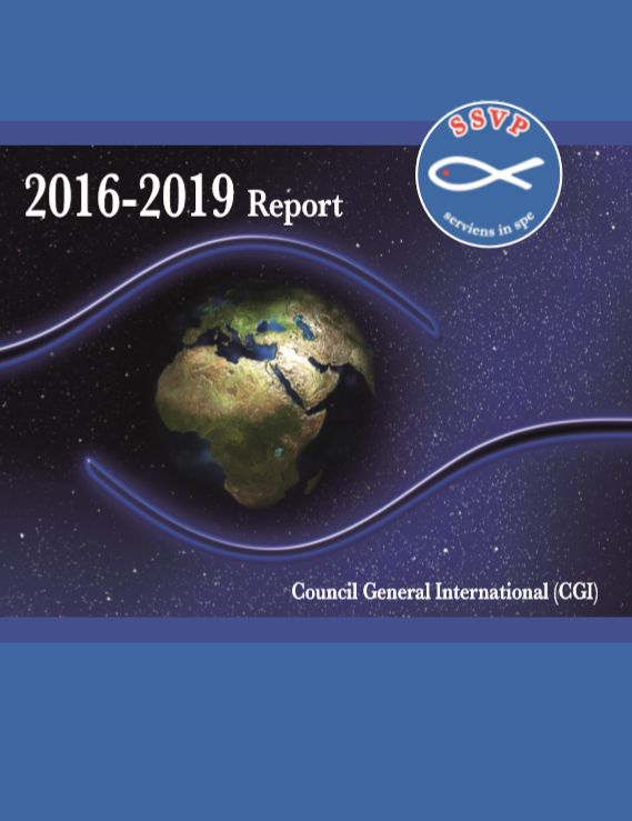 The CGI Publishes the Activity Report regarding the First Three Years of the Current Term of Office