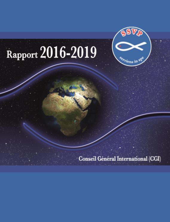 Le CGI publie le Rapport d'activités concernant les trois premières années du mandat en cours